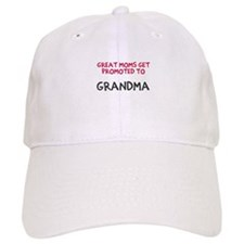 Great moms promoted Baseball Cap
