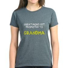 Great moms promoted Tee