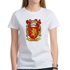 Baldwin Coat of Arms T-Shirt