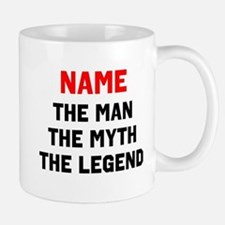Many Myth Legend Small Mugs