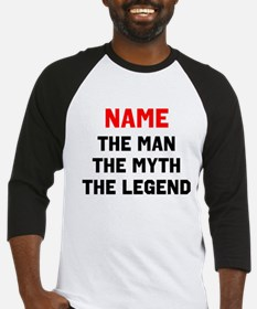Many Myth Legend Baseball Jersey