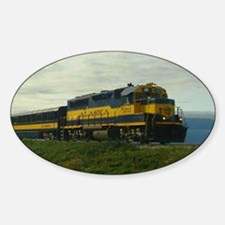 Choo Choo Alaska Decal