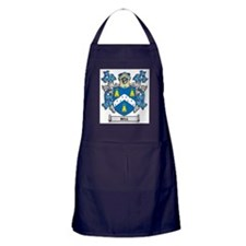 Bell Coat of Arms Apron (dark)