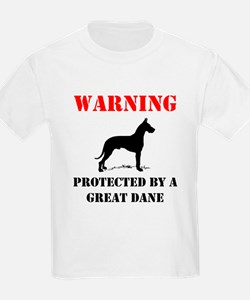 Protected By A Great Dane T-Shirt