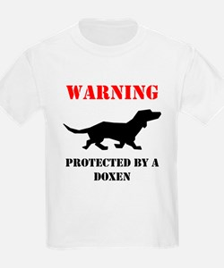 Protected By A Doxen T-Shirt