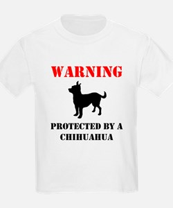 Protected By A Chihuahua T-Shirt