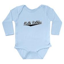 Keith Rothfus, Retro, Body Suit