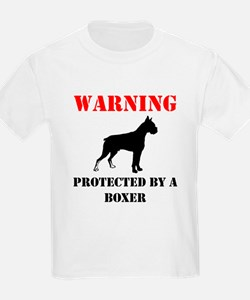 Protected By A Boxer T-Shirt