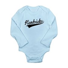Kendricks, Retro, Body Suit