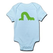 Green Inchworm Body Suit