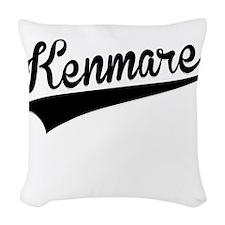 Kenmare, Retro, Woven Throw Pillow