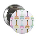 Martini Four Pop Art Martinis Button