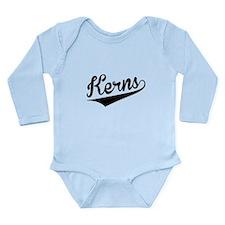 Kerns, Retro, Body Suit