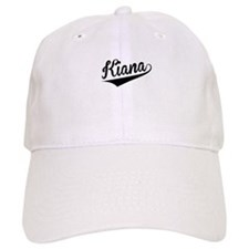 Kiana, Retro, Baseball Baseball Cap