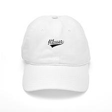 Kilauea, Retro, Baseball Baseball Cap