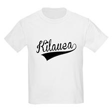 Kilauea, Retro, T-Shirt