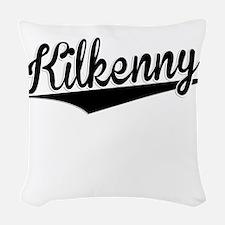 Kilkenny, Retro, Woven Throw Pillow