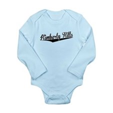 Kimberly Hills, Retro, Body Suit