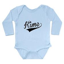 Kime, Retro, Body Suit