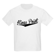 Kings Point, Retro, T-Shirt