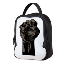 blackfist.png Neoprene Lunch Bag