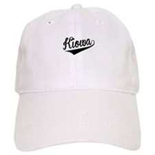 Kiowa, Retro, Baseball Cap