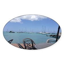 St. Croix USVI Boardwalk Decal