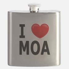 I Love MOA.jpg Flask