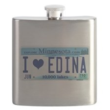EdinaLicensePlate.png Flask