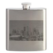 mpls skyline bw.jpg Flask