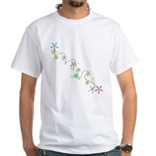 Flowers-transparent-tee T-Shirt
