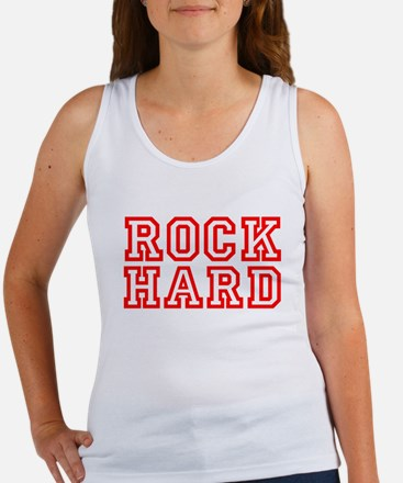 ROCK HARD Tank Top