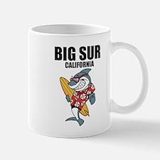 Big Sur, California Mugs
