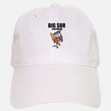 Big Sur, California Baseball Baseball Baseball Cap