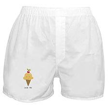 lick me Boxer Shorts