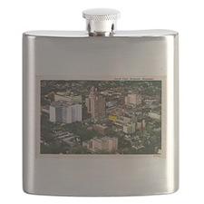 Aerial View of Rochester Minnesota 1944.jpg Flask