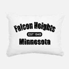 Falcon Heights est.png Rectangular Canvas Pillow