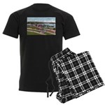 Wildwood Park.jpg Men's Dark Pajamas