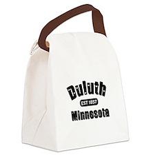 Duluth Est.png Canvas Lunch Bag