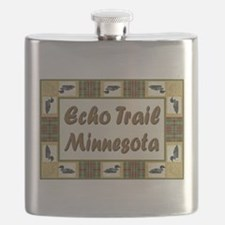 Echo Trail Loons.jpg Flask