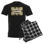 Longville Loons.jpg Men's Dark Pajamas