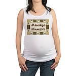 Menahga.jpg Maternity Tank Top
