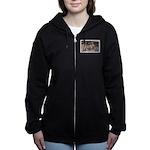 MysteryCave1.jpg Women's Zip Hoodie