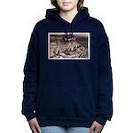 MysteryCave1.jpg Women's Hooded Sweatshirt