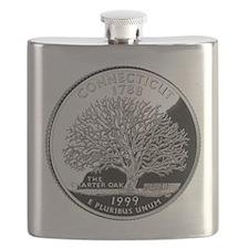Connecticut Quarter.png Flask