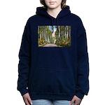 Echo Trail Ely Minnesota.jpg Women's Hooded Sweats