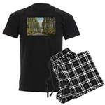 Echo Trail Ely Minnesota.jpg Men's Dark Pajamas