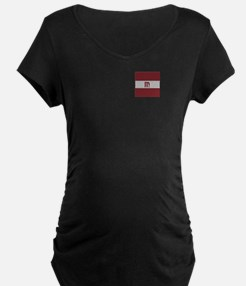 Team Latvia Monogram T-Shirt