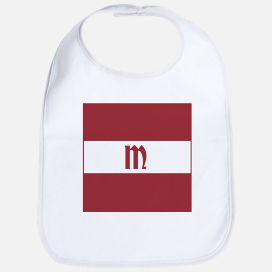 Team Latvia Monogram Bib