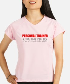 Personal Trainer Performance Dry T-Shirt